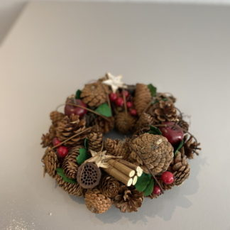 Small natural wreath