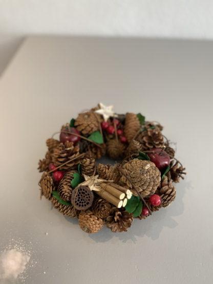 Small natural wreath