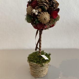 Topiary Tree Christmas Decoration